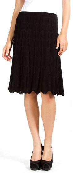 M Missoni Skirt @Michelle Coleman-HERS