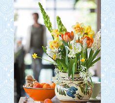 Blütenzauber - Holen Sie sich mit Blumen den Frühling ins Haus