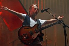 Radiohead at American Airlines Arena King Of Limbs, Miami Music, American Airlines Arena, Downtown Miami, American Tours, New Times, Radiohead, News Songs, Night