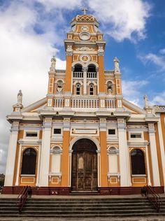 Iglesia de Xalteva, Granada, Nicaragua