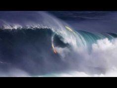 Massive Waimea Bay - XXL Big Wave Surfing - January 11, 2010