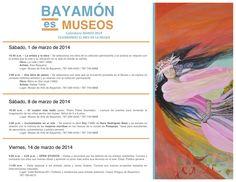 Museo de Arte de Bayamón: Marzo 2014 #sondeaquipr #bayamon #mab