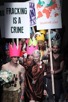 The Five Things You Need To Know About: Vivienne Westwood's SS16 LFW show | Fashion, Trends, Beauty Tips & Celebrity Style Magazine | ELLE UK