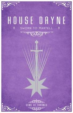 House Dayne by LiquidSoulDesign.deviantart.com on @deviantART