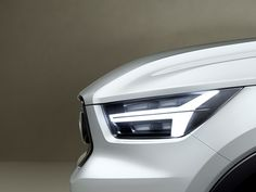 volvo designers experiment with their modular architecture program via 40 series concepts