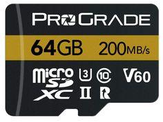 64GB Micro SD SDXC Speicherkarte Karte Adapter für Canon EOS 70D