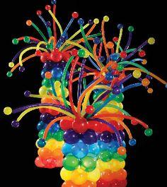 decoracion de toy story para fiestas infantiles con globos - Buscar con Google