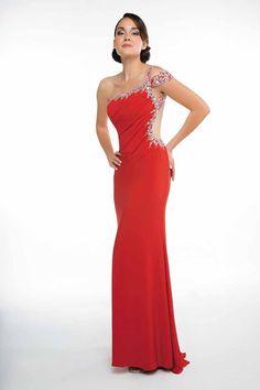 Crush Red Prom Dress