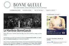 bonne Gueule  http://www.bonnegueule.fr/