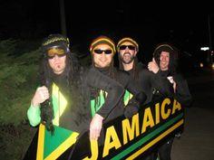 Cool Runnings Group Halloween Costume @Megan Swingle!