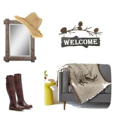 MY DREAM HOME by beata-redzimska on Polyvore featuring interior, interiors, interior design, maison, home decor, interior decorating, Bed|Stu and Flora Bella