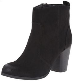 Madden Girl Women's Dudetee Boot, Black Fabric, 7.5 M US. Read more about the product on the website.
