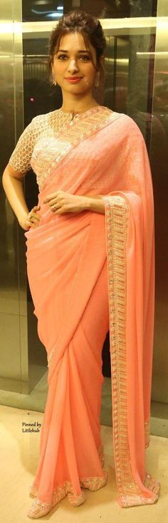 Six yard- The Saree ❤ Indian Celebrities, Beautiful Celebrities, Beautiful Actresses, Indian Attire, Indian Outfits, Indian Dresses For Girls, Modern Saree, Indian Couture, Saree Dress