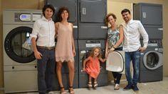 Italien lässt grüßen: In Wels eröffnet Oberösterreichs erster Waschsalon