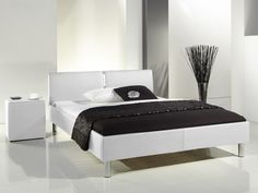 Captivating Polsterbett Kristina II #weiß #Möbel #Polsterbett #Bett #Schlafzimmer |  Weiße Möbel | Pinterest Great Pictures