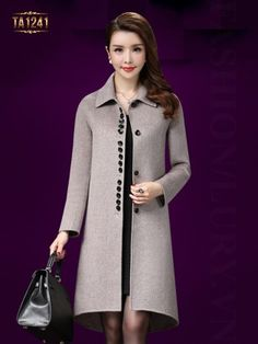 684c38c30 Thiết kế độc đáo đầy táo bạo với phong cách thời trang hàn quốc. Elizabete  Fernandes Vargas · casaco feminino