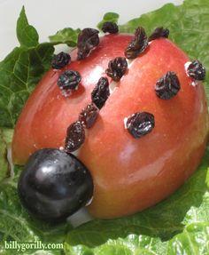 Apple ladybug