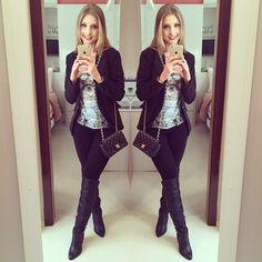 Vanessa Wonsovicz @vanessawz { Blusa: Triton |...Instagram photo | Websta (Webstagram)