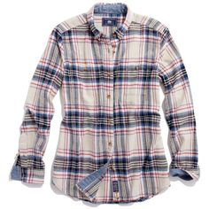 9e9c4a2dad9 MADEWELL Penfield Haverhill Flannel Shirt ( 64) ❤ liked on Polyvore Plaid  Pattern