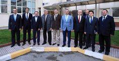 Karaosmanoğlu Gebze Üniversitesini ziyaret etti