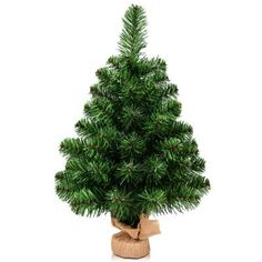 This exquisite tiny Christmas tree suitable for any place, You could use it as a beautiful potting and holiday season decoration tree. With high classic PVC material makes the branches look more real and more full. Unlit design doesn't limit your imagination about decorating your tree. No assembly required. Donot hesitate to buy it. Full Christmas Tree, Pencil Christmas Tree, Christmas Tree Storage, Christmas Greenery, Christmas Store, Xmas, Shabby Chic Christmas Decorations, Slim Tree, Navidad