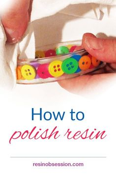 How to polish resin. Learn the ways you can polish resin. Instructional videos and links to products used. Get several resin polishing options. Resin techniques How to polish resin. Learn the ways you can polish resin. Instructional videos and Diy Resin Art, Diy Resin Crafts, Uv Resin, Acrylic Resin, Resin Molds, Diy Crafts To Sell, Silicone Molds, Fork Crafts, Kid Crafts