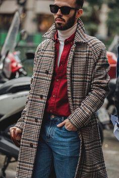 Street style Fashion Week homme automne hiver 2018 2019 Paris 31