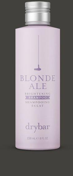 Blonde Ale Shampoo, Conditioner & Cream