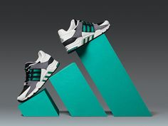 adidas NEWS STREAM : adidas Originals EQT Running Support 93
