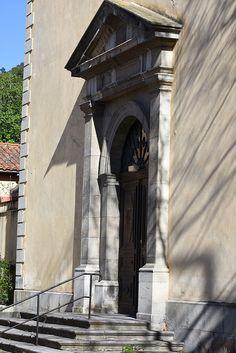Chapelle de l'hôpital Thermal des Armées à Amélie-les-Bain… | Flickr