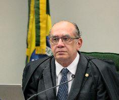 """Desfecho do caso Aécio foi """"absolutamente normal"""", afirma Gilmar Mendes"""