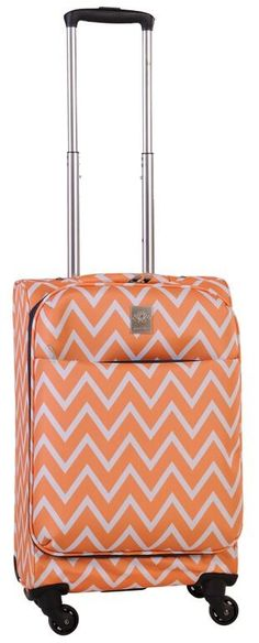 """Aria Madison 21"""" Spinner Suitcase"""