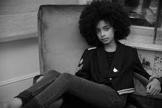 ☞ Plus de contenu sur www.milkmagazine.fr Photographe : Malin Ngoie Styliste : Bettina Vetter Hair & Make-up : Claire Portman