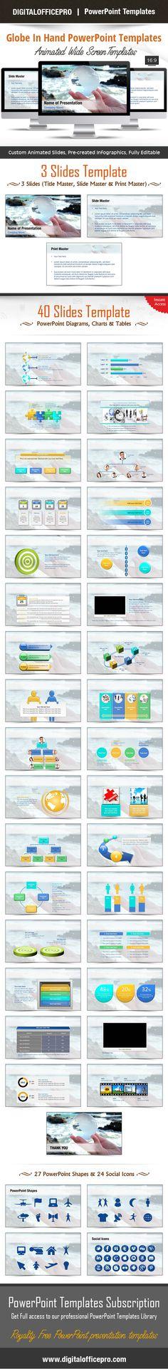 Computer Net Powerpoint Template Backgrounds Templates Diagram Chart Presentation Design