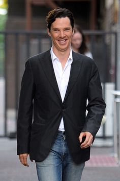 Benedict Cumberbatch: 'Sherlock' Star's 100 Sexiest Photos (PICTURES) He has just made double chins sexy.
