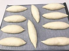 Bread Beads (yoghurt loaves toudoutoumou) - Patachou, yum-yum and company - - Cooking Bread, Cooking Chef, Cooking Time, Baguette, No Yeast Pizza Dough, Thermomix Desserts, Finger Foods, Food Inspiration, Sweet Recipes