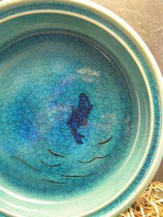 Fisch Schale von Bergdorf Keramik  auf DaWanda.com