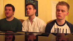 Glenn Murphy, Oisin O'Callaghan and Ronan Scolard - I'll Be There For You (new take on the theme song for Friends).
