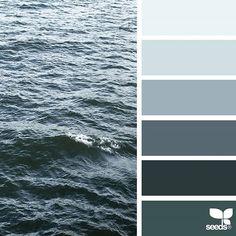 { color sea } - design seeds
