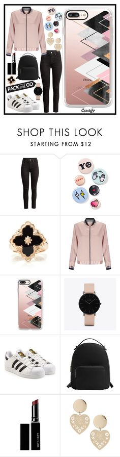 """Get ready for 2017 👟"" by casetify ❤ liked on Polyvore featuring Bing Bang, Buccellati, Miss Selfridge, Casetify, CLUSE, adidas, MANGO and Witchery"