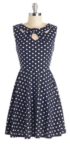 Love You Dots Dress