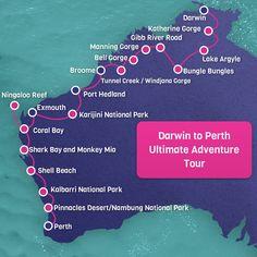 Outback Australia, Coast Australia, Australia Travel, Darwin Australia, Perth Western Australia, Queensland Australia, Nambung National Park, Kalbarri National Park, Travel Oz