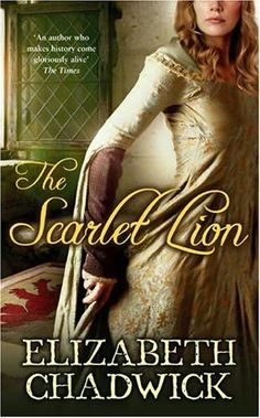 The Scarlet Lion (William Marshal, Book by Elizabeth Chadwick 1402229992 9781402229992 I Love Books, Great Books, Books To Read, My Books, Elizabeth Chadwick, Historical Fiction Books, Thing 1, Love Reading, Book Lovers