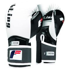 Fighting Sports Gel Boxing Power Bag Gloves White/Black - Boxing Gloves - Ideas of Boxing Gloves Mma Training Gloves, Sparring Gloves, Power Training, Protective Gloves, Commonwealth Games, Combat Sport, Boxing Gloves, Workout, Golf Bags
