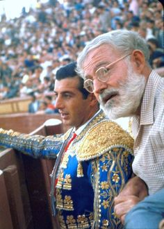 """When Ordoñez died in 1998, his funeral was held in the arena of """"his"""" Ronda. He had chosen his ashes to be buried under the gate from where the bull storms into the arena. His philosophy was that every bull would literally run over him at the start of each corrida."""