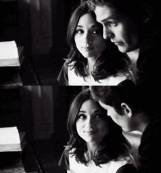 teen wolf - allison argent and isaac lahey