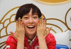 「ロンドンオリンピック以来のネイルなので、すごく嬉しい」と語るリオ5輪卓球女子団体銅メダル・石川佳純選手
