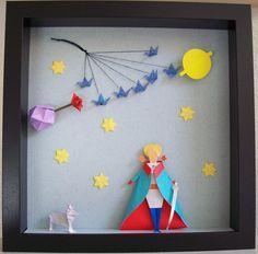 cuadros de origami - Buscar con Google