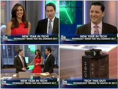 HELO on the news! HELO will dominate as a leading technology trend in 2017 and beyond! #loveyourhealth #loveyourhelo
