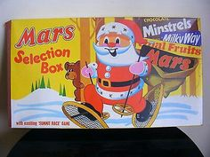 Vintage 1977 Mars selection box Vintage Sweets, Retro Sweets, 1970s Childhood, Childhood Days, 1970s Toys, Selection Boxes, School Treats, The Old Days, Retro Christmas